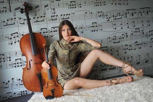 Photo free sexy devushka, Posing, poses