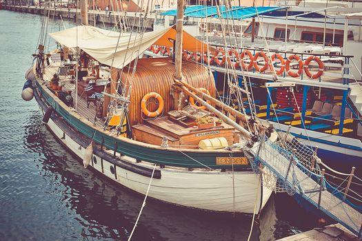 Фото бесплатно док, лодка, корабль