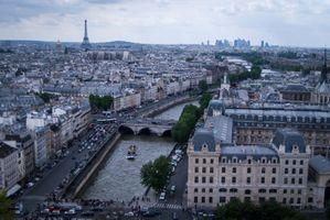 Фото бесплатно город, Эйфелева башня, Париж