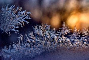 Заставки замороженное стекло, мороз, узоры