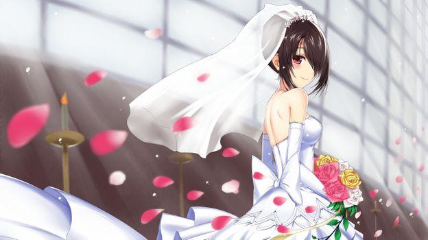 Photo free date a live, Kurumi quiet, bride