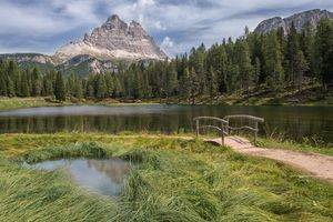 Photo free Entorno lake, Dolomiti, Italy