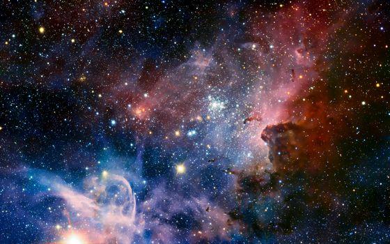 Красивые картинки звёзды, туманность