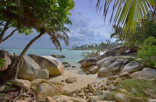Бесплатные фото Остров Бангка,Индонезия,Bangka Island,Indonesia,море,берег,камни