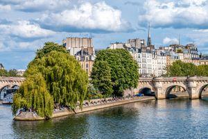Фото бесплатно Париж, Иль-де-ла-Сите, Франция