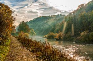 Фото бесплатно Bochum, Germany, осень