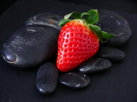 Photo free strawberry, food, organic food
