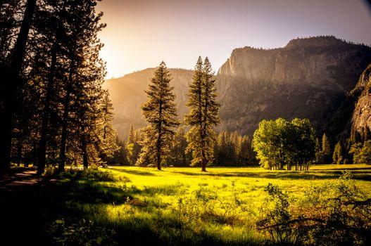 Photo free amazing, dawn, fall