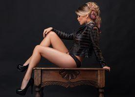 Фото бесплатно Alana Zowain, сексуальная девушка, красота