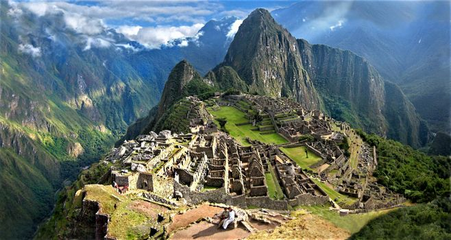 Photo free Machu, Picchu, Per