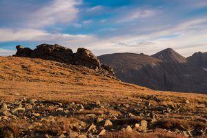 Photo free hills, Alps, mountains