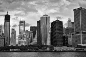 Фото бесплатно черное и белое, архитектура, технологии