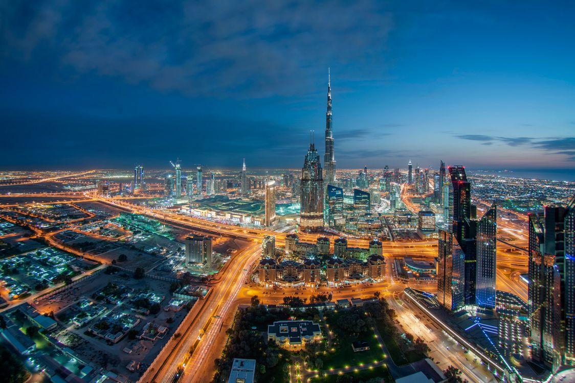 Фото бесплатно архитектура, здания, Dubai - на рабочий стол
