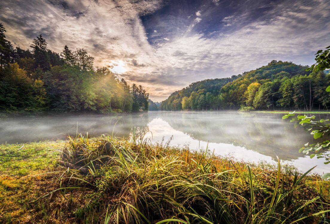 Фото бесплатно Хорватия, Тракоскан, озеро - на рабочий стол