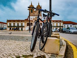 Фото бесплатно езда на велосипеде, синий, велосипед