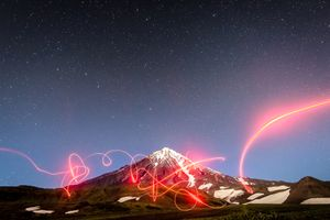 Бесплатные фото ночь,свет,обои,облако,скалы,Япония,Токио