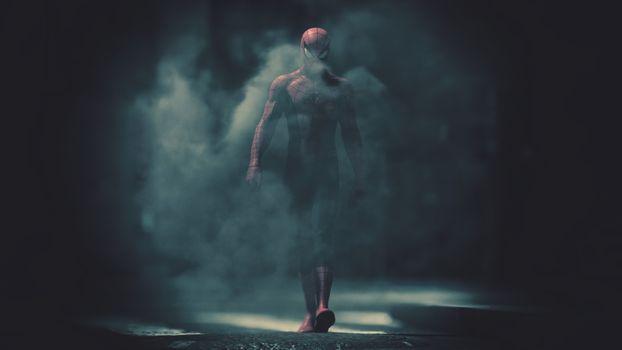 Фото бесплатно ПС4-Паук, Человек-Паук, игры для PS4