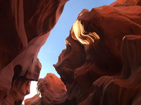 Заставки каньон антилопы, сша, путешествовать