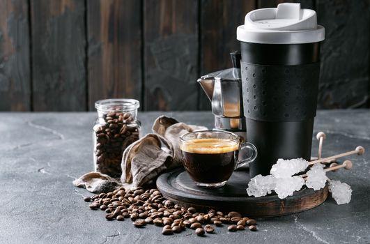 Кофе из термоса