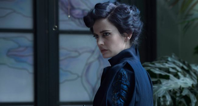 Photo free Miss Peregrines Home For Peculiar Children, Eva Green, 2016 Movies