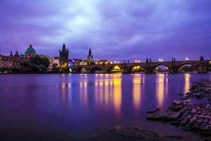 Столица Праги