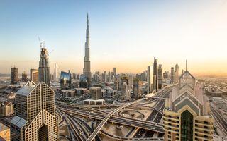 Заставки ОАЭ, Road, Дубай