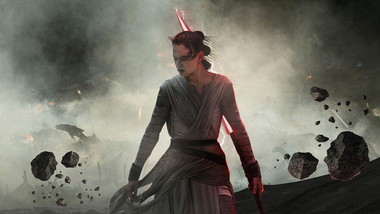 Фото бесплатно Звездные войны Восстание Скайуокера, Фильмы, 2019 кино - на рабочий стол