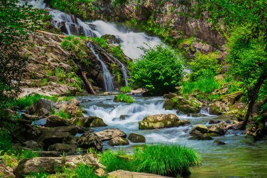 Фото бесплатно скалы, Северная Каролина, природа