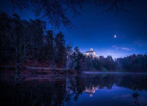 Фото бесплатно Тракошчане, озеро, пейзаж