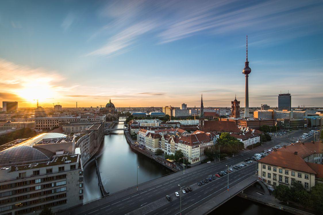 Столица Германии, Берлин · бесплатное фото