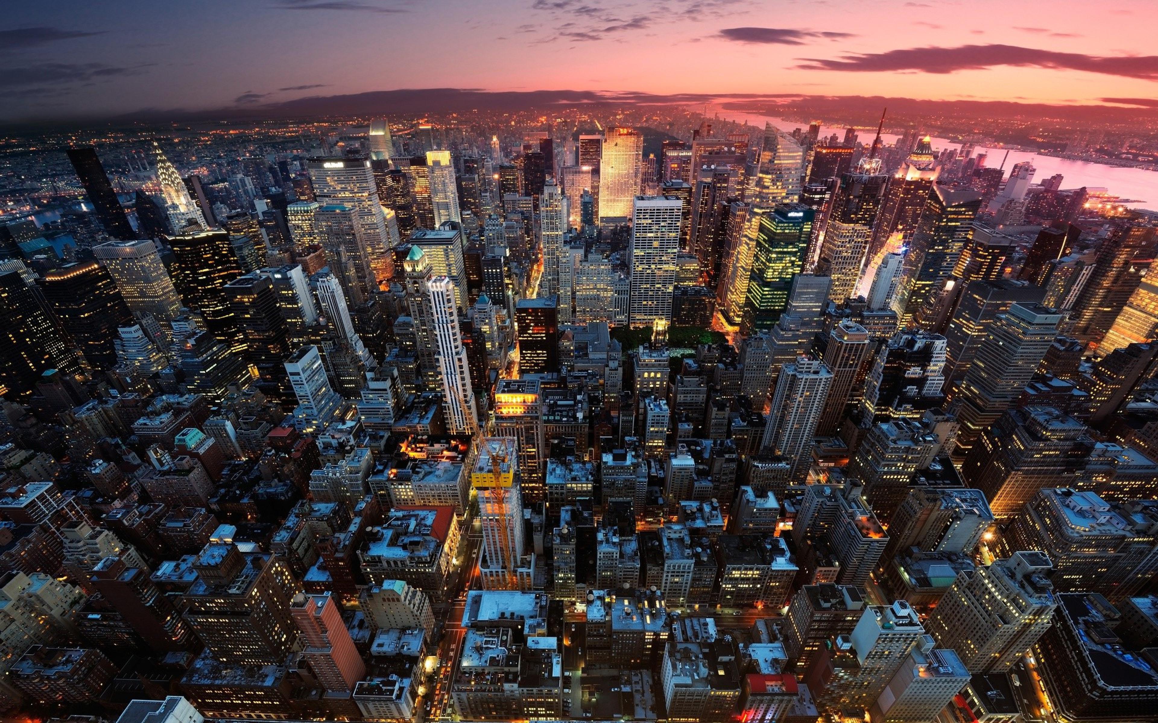 popular urban destinati time - HD2560×1600