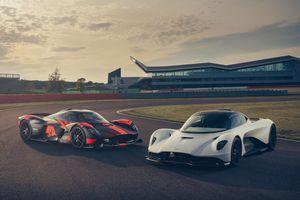 Photo free Aston Martin, polygon, track