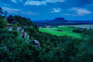 Бесплатные фото Лихтенштайн,Германия,простор,лето,зелень,деревья,дома