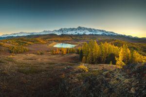 Осенний Алтай · бесплатное фото