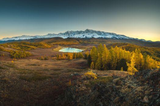 Autumn Altai · free photo