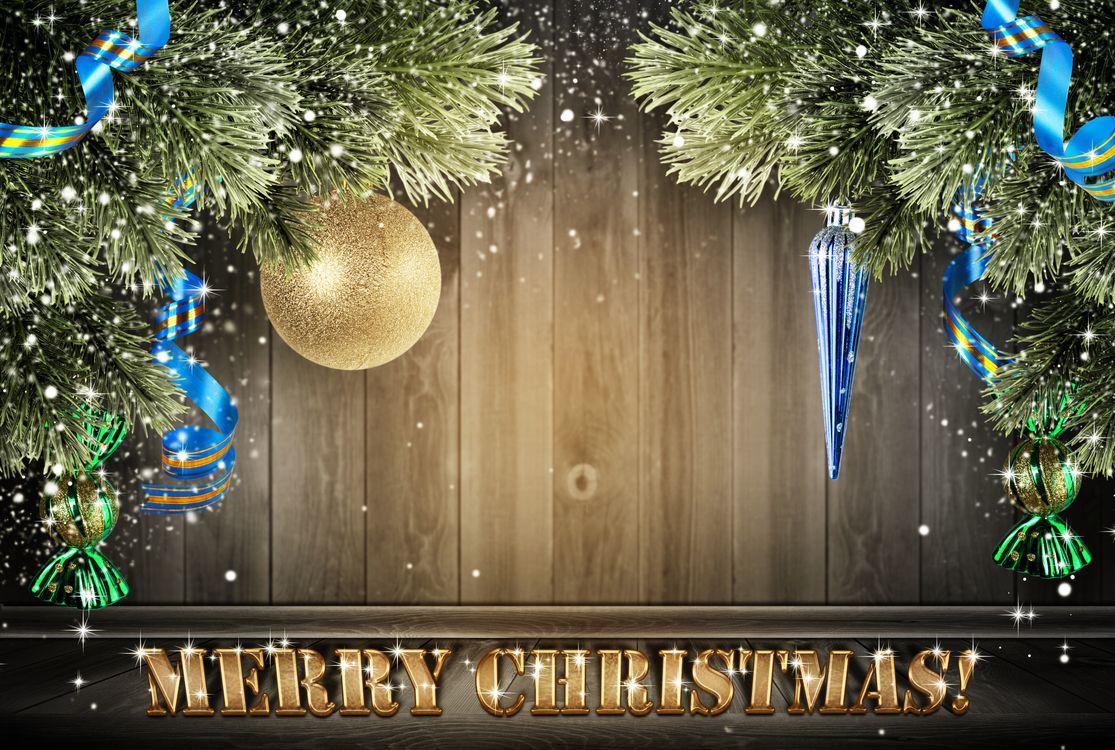 Фото бесплатно Новогодние обои, новогоднее украшение, новогодний стиль - на рабочий стол