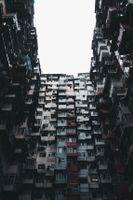 Заставки Гонконг, здание, Алессио Лин