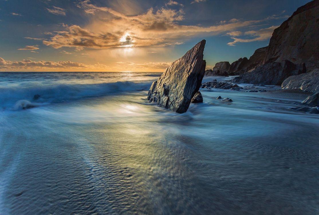 Фото бесплатно Бигбери, Великобритания, море - на рабочий стол