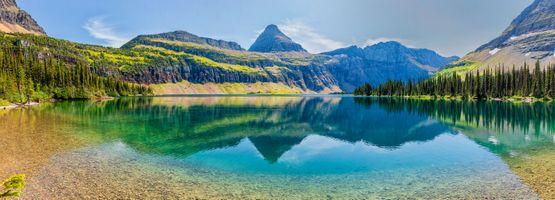 Photo free Hidden Lake, Glacier National Park, Canada