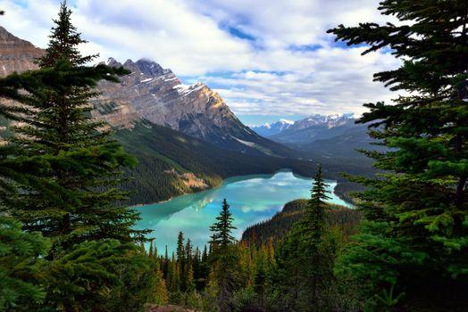 Фото бесплатно пейзаж, гора, горы