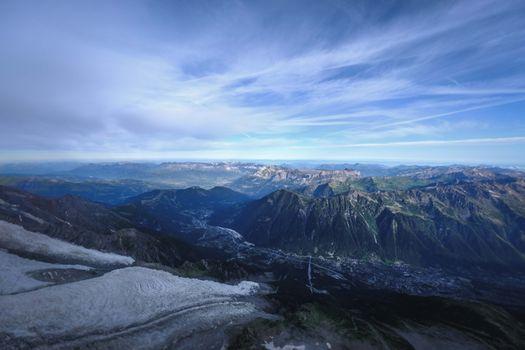 Фото бесплатно горы, простор, холмы