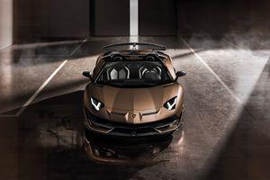 Фото бесплатно родстер lamborghini aventador svj roadster, Lamborghini Aventador SVJ, Ламборгини Авентадор