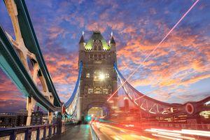 Фото бесплатно London, Tower Bridge, мост