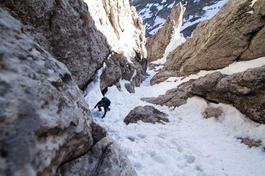 Фото бесплатно скала, гулять пешком, гора