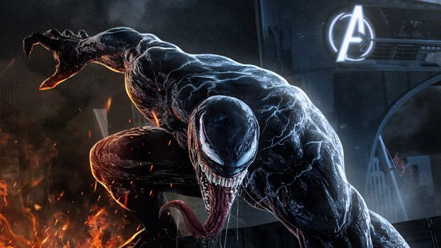 Photo free Venom, hero, alien