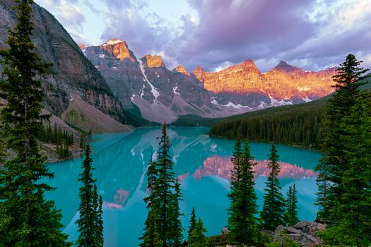 Фото бесплатно горы, канада, канадское озеро морена