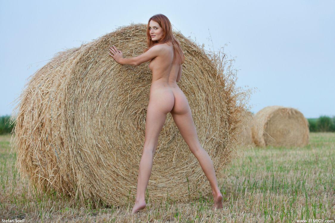 секс на сенном стоге сена может быть