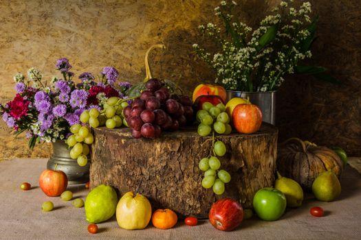 Fruit still life · free photo