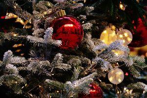 Фото бесплатно Рождество, игрушки, новогодняя декорация