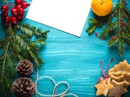 Фото бесплатно Рождество, с новым годом, с рождеством